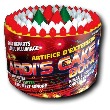 Ardi's cake