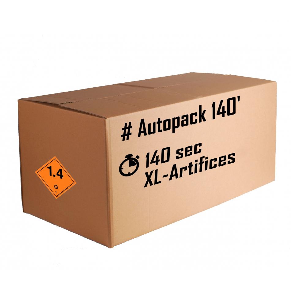Xl-art autopack 140