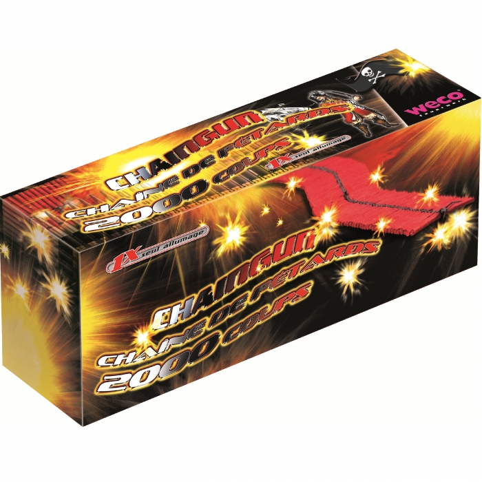 Corsaire chaingun 2000