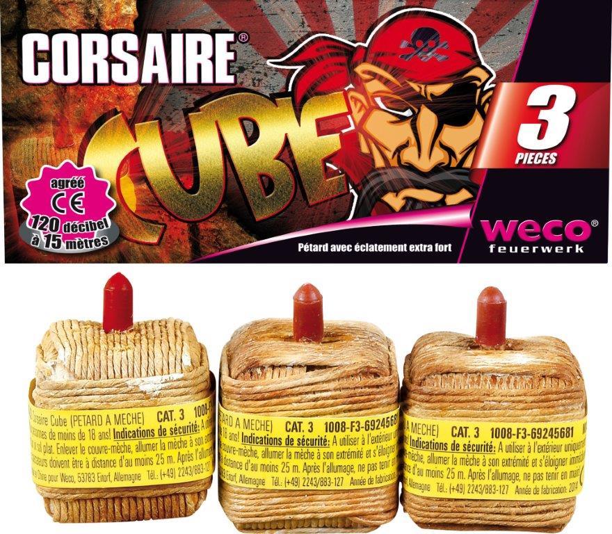 Corsaire cube