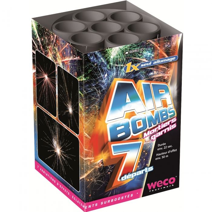 Air bombs 7