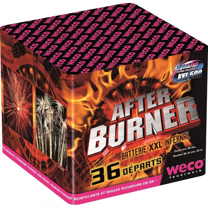Xxl 500 afterburner
