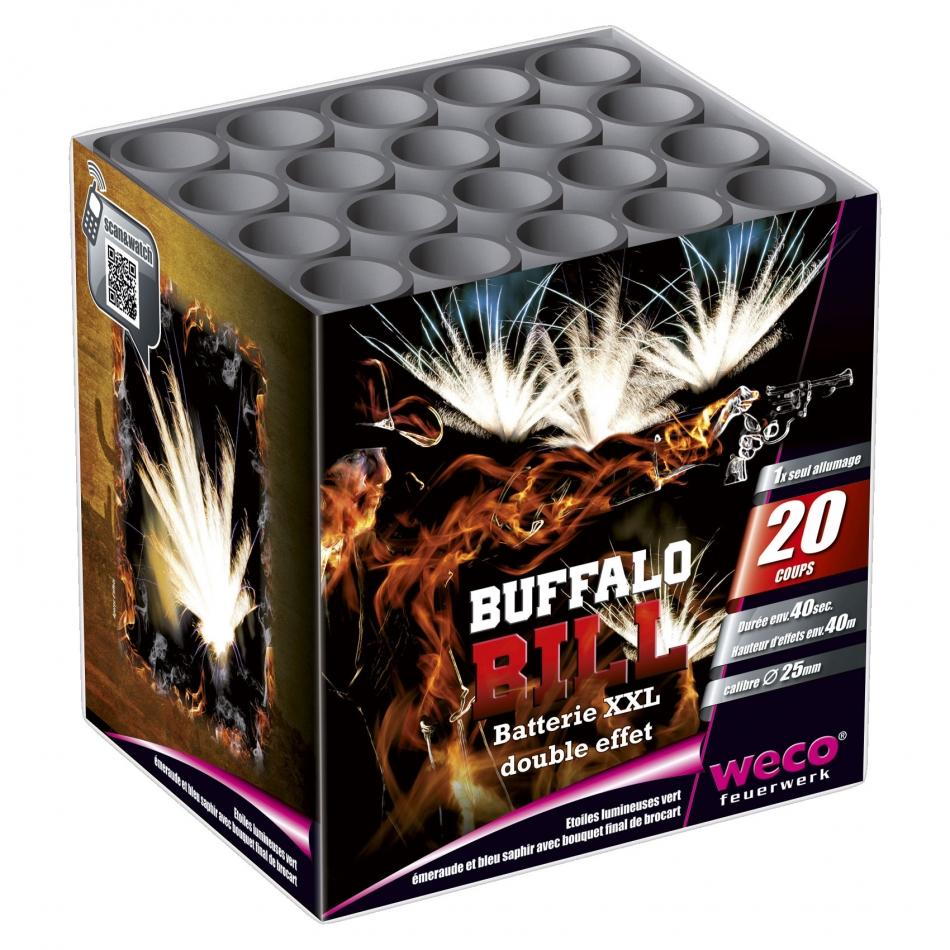 Xxl 500 buffalo bill