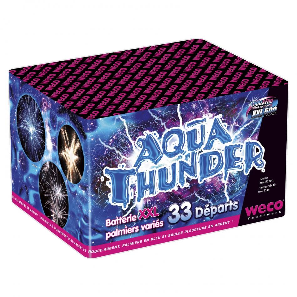 Xxl aqua thunder