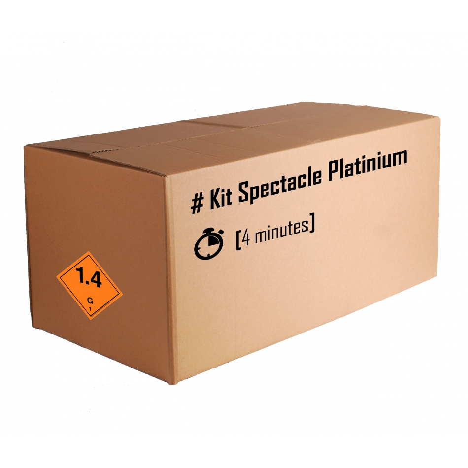 Kit speclacle premium 4