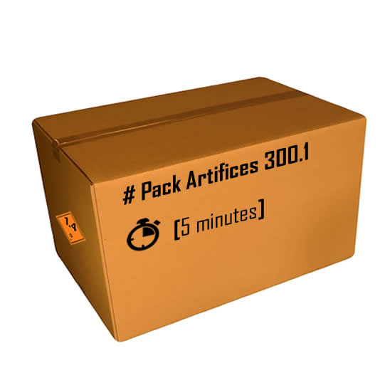 Pack artifices 300.1