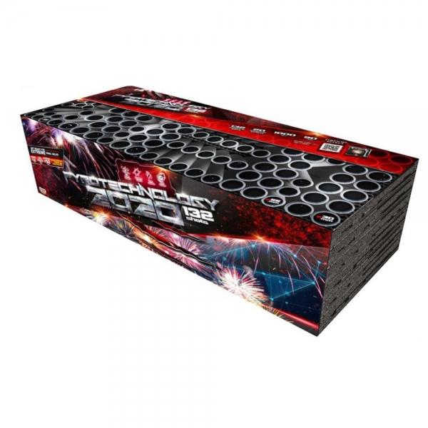 Pyrotechnology 132