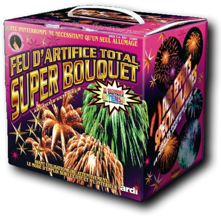 Portable 35 - super bouquet