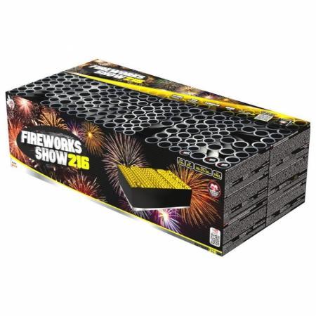 Fireworks show 216